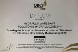 Hydraulik-Warszawa-Orly-2018